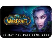 World of Warcraft GameCard 60-dagars