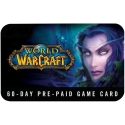 World of Warcraft GameCard 60-dagar