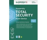 Kaspersky Total Security 2016, 3 Enheter, 1 År