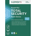 Kaspersky Total Security 2019, 3 Enheter, 1 År