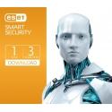 ESET Smart Security 2017 Sve, 3 PC, 1 Års Licens