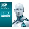 ESET NOD32 Antivirus 2015 Svensk, 3 PC, 1 Års Licens