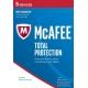 McAfee Total Protection - 5 Enheter, 1 Års Licens