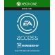 EA Access 12 Månader (XBOX ONE)
