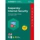 Kaspersky Internet Security 2020, 3 PC, 1 Års Licens