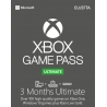 Xbox Game Pass Ultimate 3 Månader